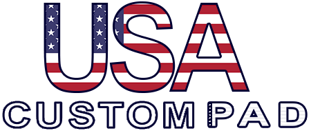 USA Custom Pad